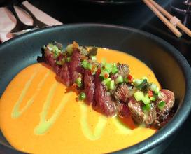 Dinner at Ya Pan יא פאן