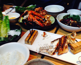 Dinner at Taizu