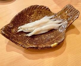 Dinner at 木挽町 とも樹