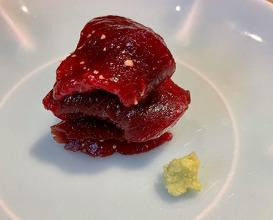 Dinner at 鮨人