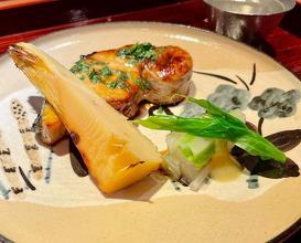 Dinner at 曙橋 まる富
