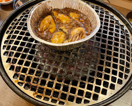 Lunch at Wagyu yakinuku Suzuya