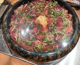 Chef's late night snack at Nakahara (炭火焼肉 なかはら)