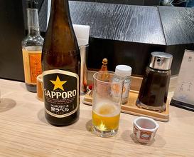 Dinner at Sugita (すぎ田)