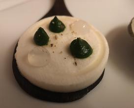 Paris mushroom canapé