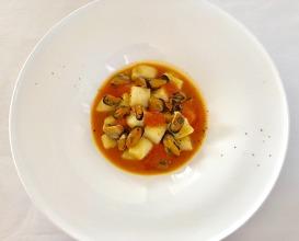 Dinner at La Fermata