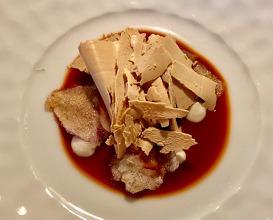 """Foie gras """"Rose"""""""
