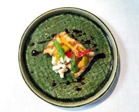Hokkaido Free Range Chicken, Shizuoka Wild Mushroom, Hokkaido