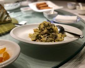 Dinner at Old Jesse