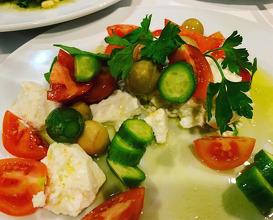 Dinner at 7 Mehmet