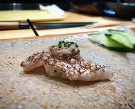 Dinner at Tenzushi