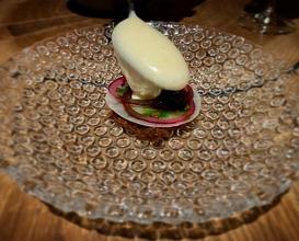 Dinner at La Degustation