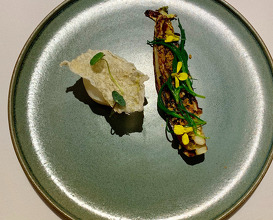 Cod \ Cabbage   Beurre Blanc