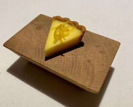 Petit four lemon tarte