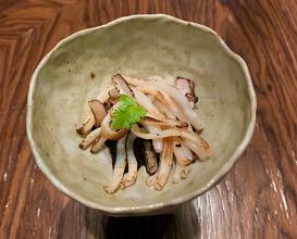 Tu-pa-su-tong (ตูปะซูก-Squid/squid ink/grilled shallot