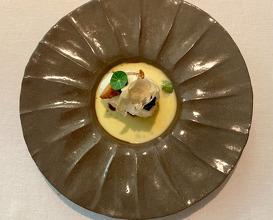 Monkfish / Beurre Blanc / Baerii Caviar
