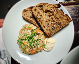 Dinner at Noble Rot Restaurant and Wine Bar