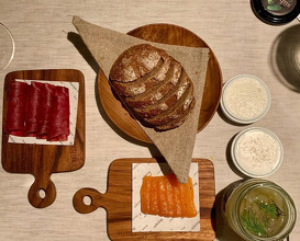 Dinner at Sühring