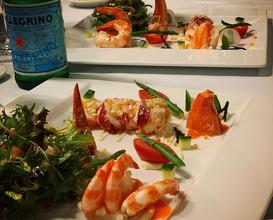 Dinner at Restaurante Casa Urola