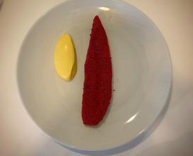 Dinner at Basque Culinary Center
