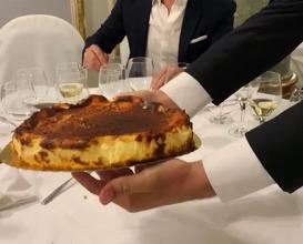 Dinner at Hotel Maria Cristina, a Luxury Collection Hotel, San Sebastian