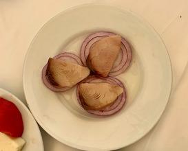 Lakerda (salted bonito)