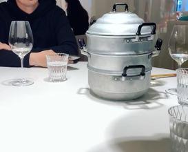 Dinner at DiverXo