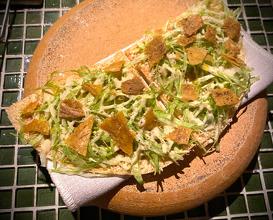 Caesar 'pizza'