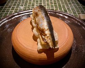 Sardine tostada