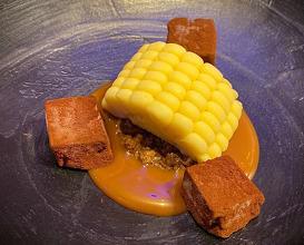 Corn and chocolate