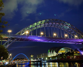Dinner at House of Tides, Quayside, Newcastle