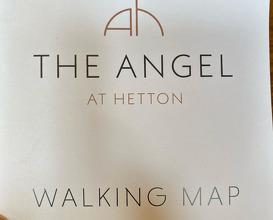 Dinner at The Angel Inn at Hetton