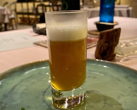 Dinner at La Salgar