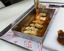Dinner at Sala de Despiece