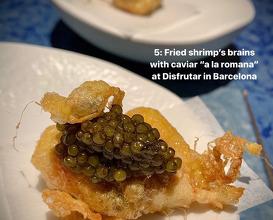 Dinner at Disfrutar Barcelona