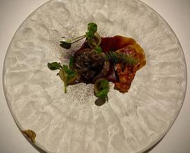 Dinner at Da Terra
