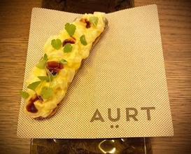 Dinner at AÜRT