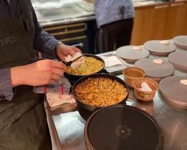 Dinner at Maos