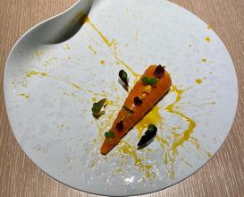 Carabinero | Carrot | Lemon | Olive Feta
