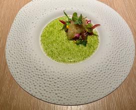 Lirio | Chick-pea | Tomato Capern | Basil