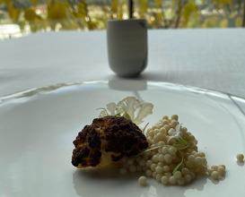 Dinner at Azurmendi