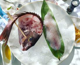 Dinner at NOA Beach Seafood Restaurant