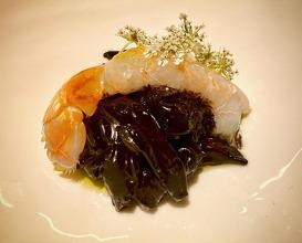Dinner at Table restaurant - Bruno Verjus