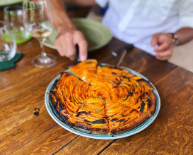 Dinner at Les Bacchanales - Chez Christophe Dufau