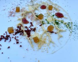 Dinner at La Réserve de Beaulieu