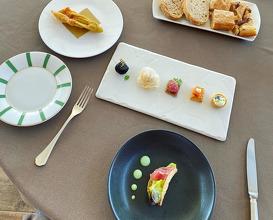 Dinner at La Ciau del Tornavento