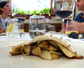 Dinner at Picones de Maria