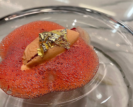 Air of rhubarb and lychee