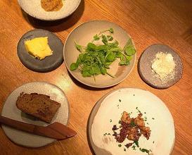 Dinner at Nobelhart & Schmutzig