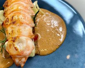 Dinner at Restaurant FACIL